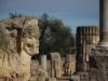 Immaginamurgia - Capitello della dea Giunone visione laterale (presso Basilica di San Leucio) di Mariangela Intraversato (sezione presente, categoria storia)