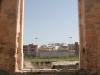 Battistero di San Giovanni, veduta sull'area dell'atrio sabiniano, poi chiesa del Salvatore