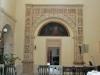 Cattedrale di Santa Maria Assunta (XI-XVII sec), arco  di ingresso alla Sagrestia